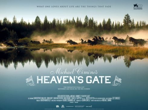Heaven's Gate poster 2