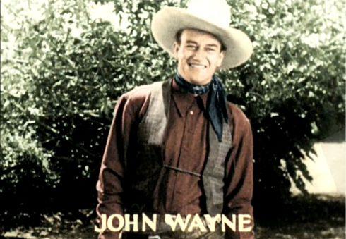 Stagecoach Run John Wayne