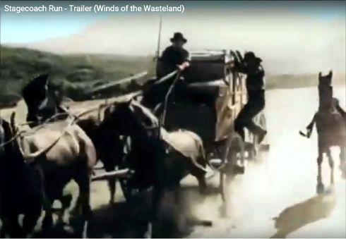 Stagecoach Run Yakima Canutt stunt 6