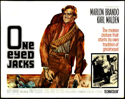 One-Eyed Jacks poster 6