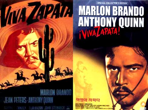 Viva Zapata posters 5