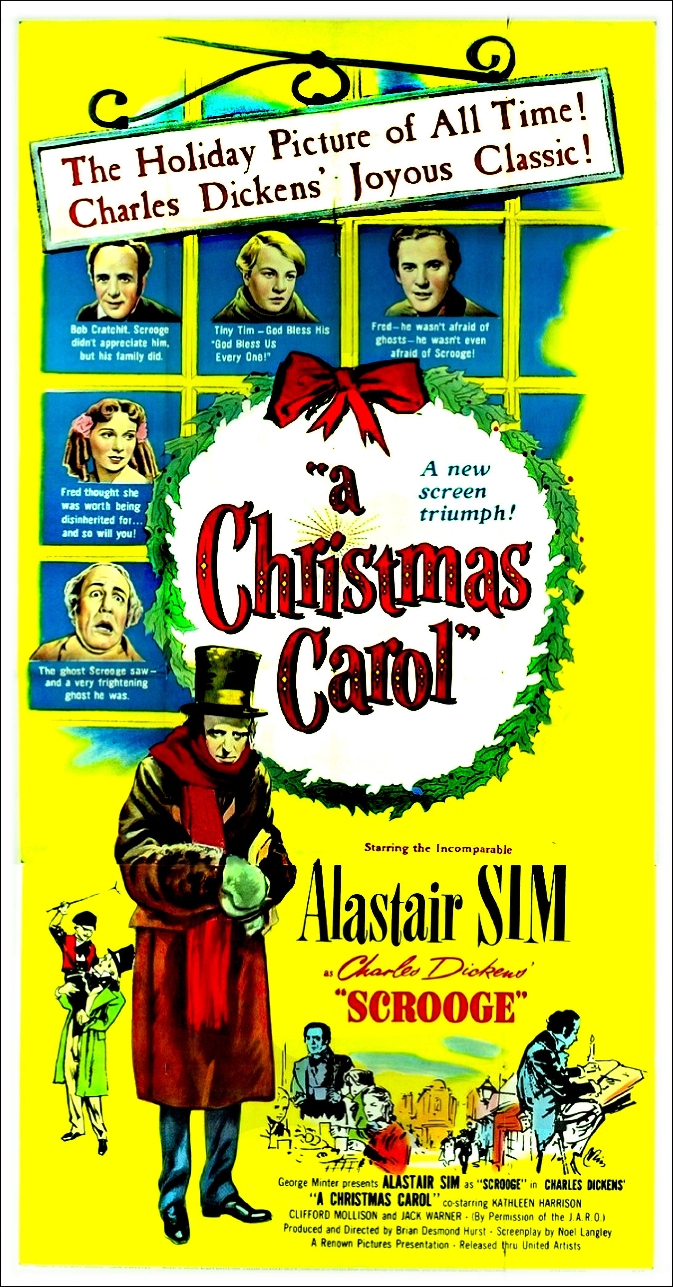 Scrooge | My Favorite Westerns