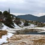 Lake Abant in Winter