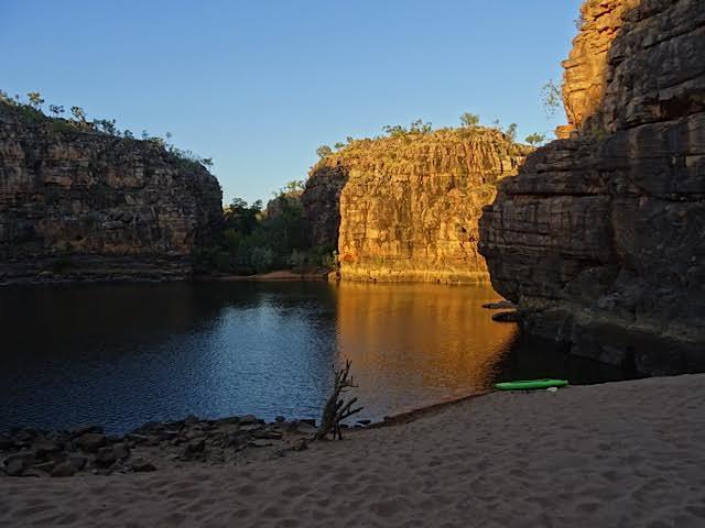 Nitmilkuk Katherine Gorge Canoeing Campsite 6