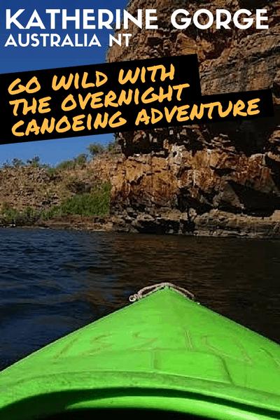 Katherine Gorge Canoe Adventure