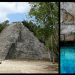 Coba mexico ruins cenotes