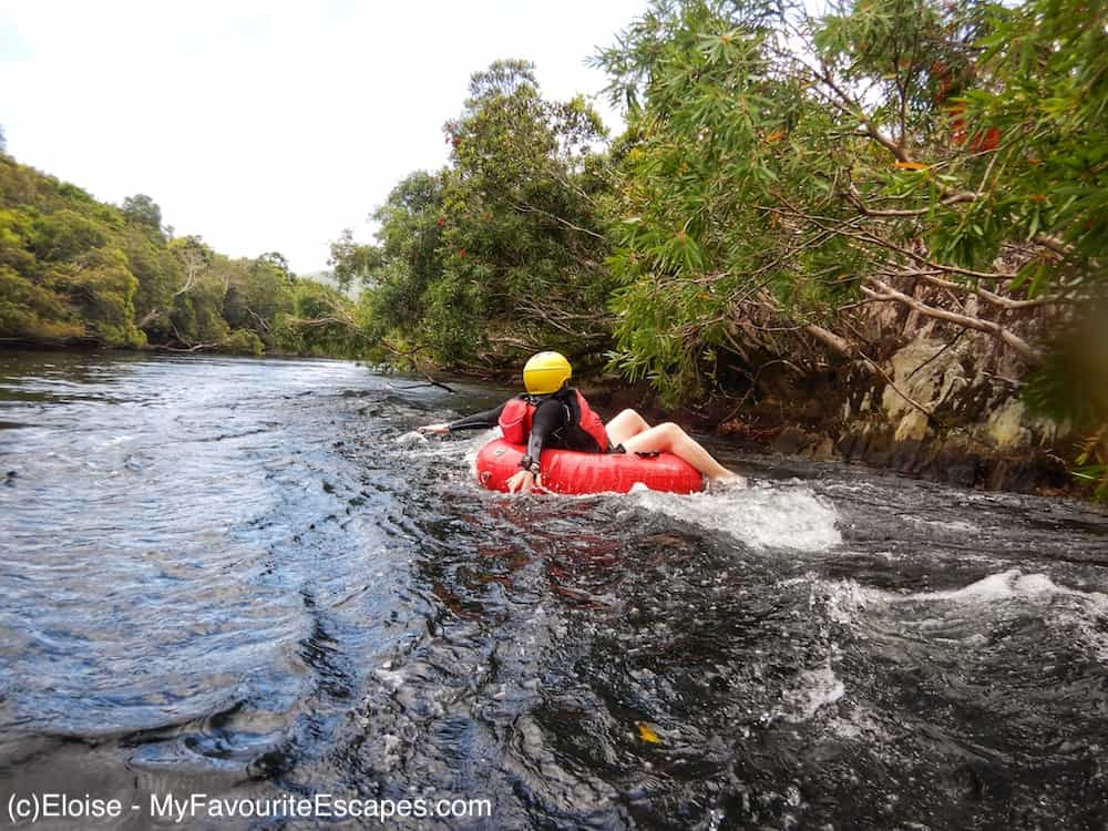 Whitewater rafting or river tubing while in Cairns? We tried both and…