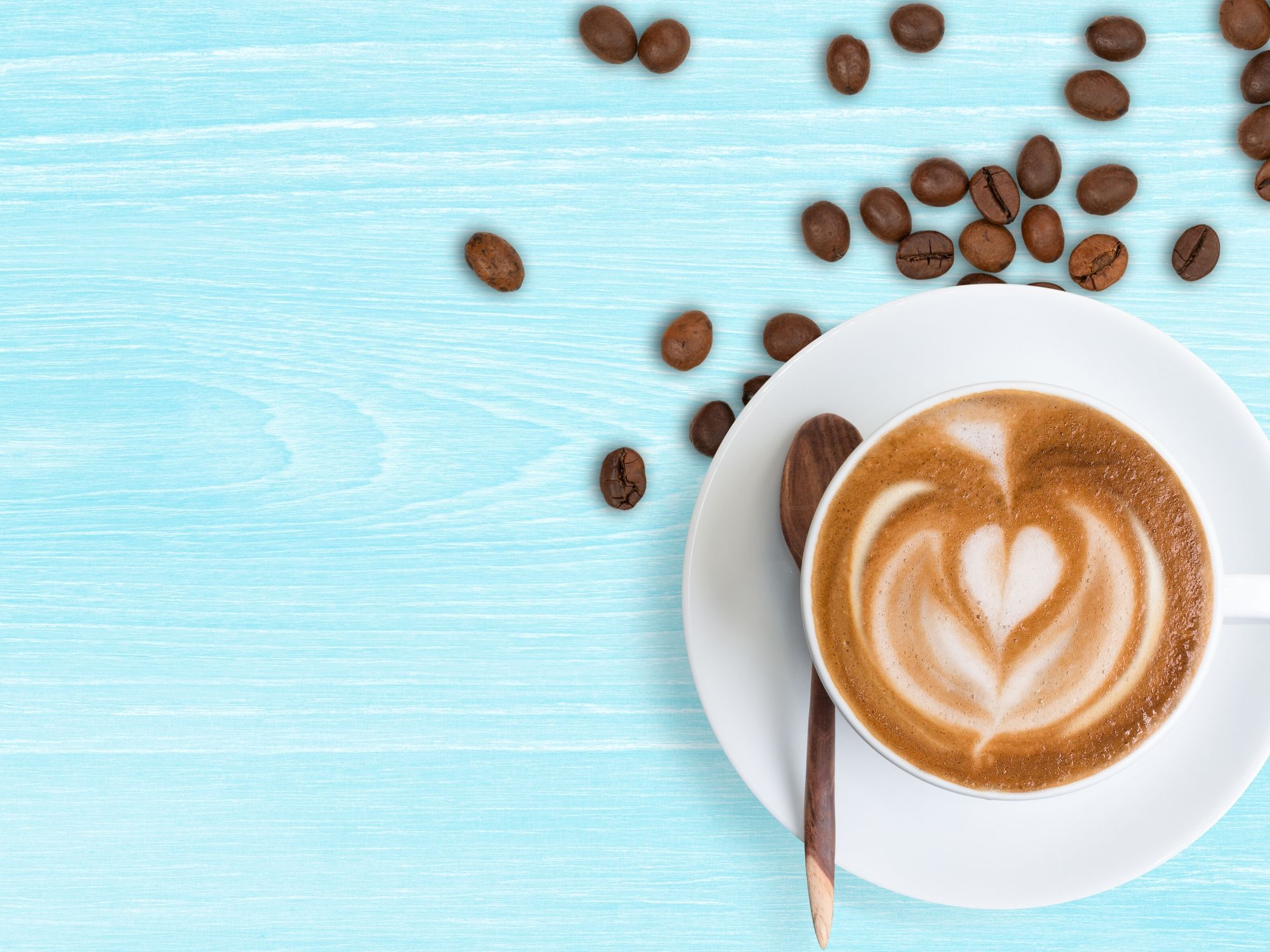 Cup of coffee and latte Easy ways to save money on food and groceries - MyFinancialHill