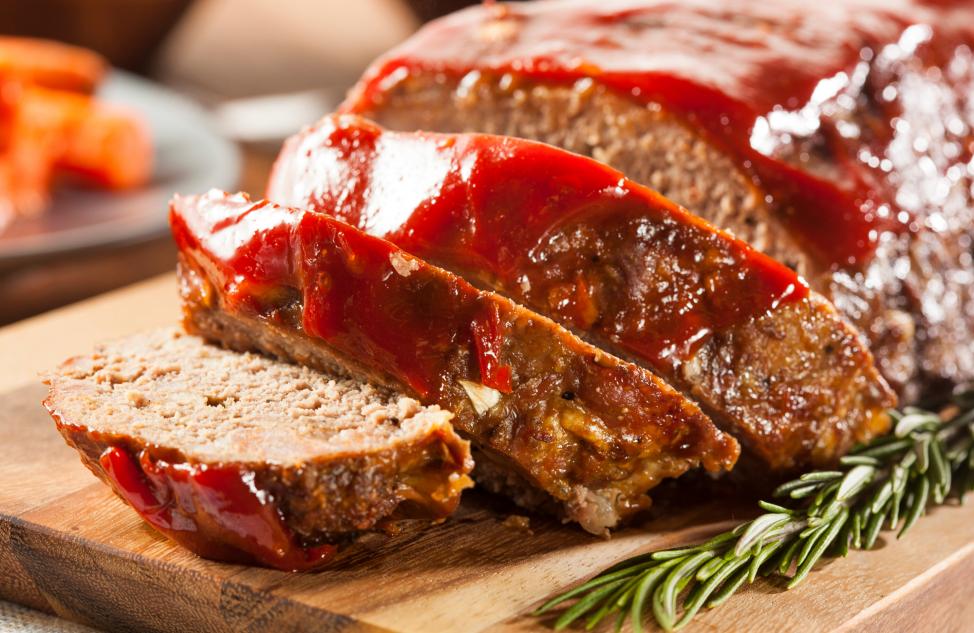 MyFinancialHill Air Fryer Meatloaf Healthy Low Carb Dinner
