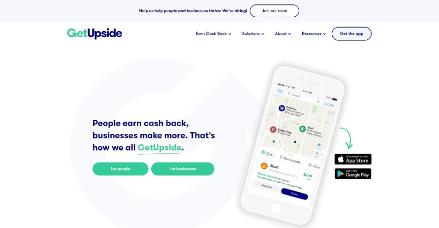 GetUpside- Make 100 a Day with PayPal- - My Financial Hill