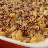 Chicken and Bacon Smoky Mac and Cheese