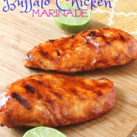 Quick and Easy Buffalo Chicken Marinade