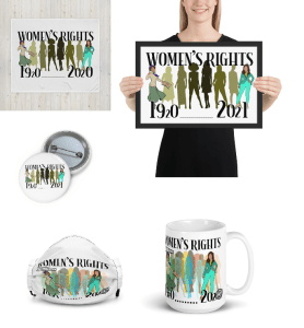Women's Rights Gifts
