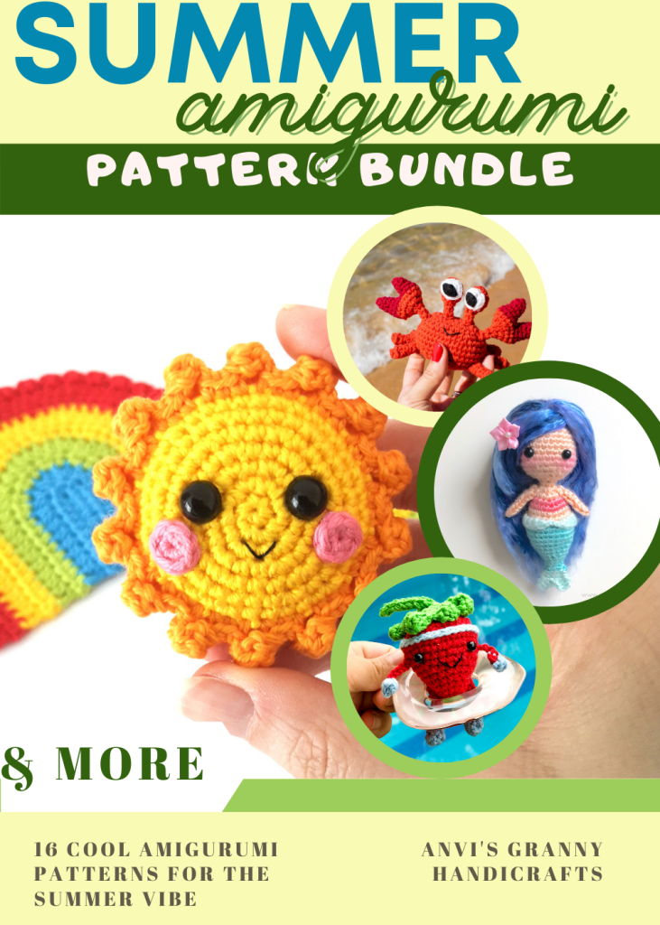 Summer Amigurumi Bundle