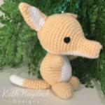 dingo crochet pattern
