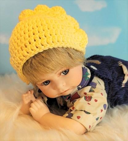 sunshine baby hat
