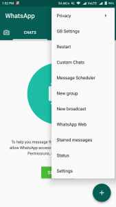 Gb Whatsapp Apk Features