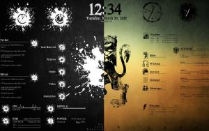 Best Rainmeter Theme and Rainmeter Skin