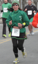 Runnin of the Green 2014