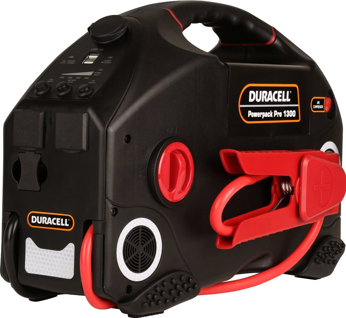 Review of Duracell 600 Watt / 1300 Amp Powerpack Pro Jump Starter