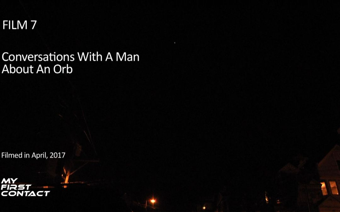 FILM 7—Conversations With A Man About An Orb