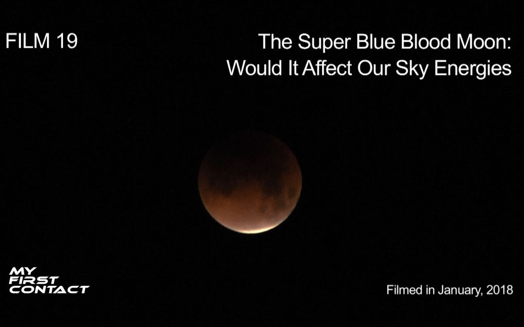 The Super Blue Blood Moon: Would It Affect Our Sky Energies