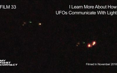 FILM 33—I Learn More About How UFOs Communicate With Light