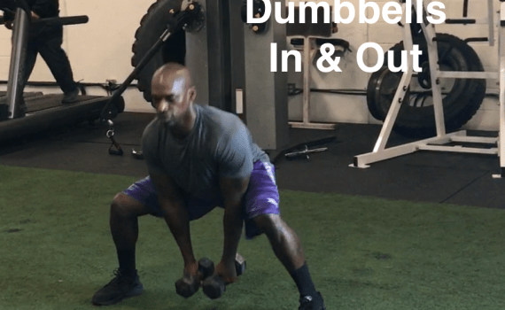 Dumbbell In & Out