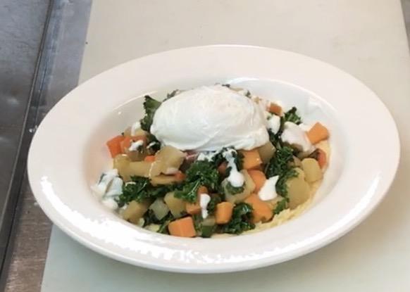 root vegetable hash