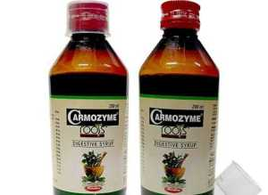 Carmozyme Syrup Uses in Hindi   उपयोग, खुराक, दुष्प्रभाव