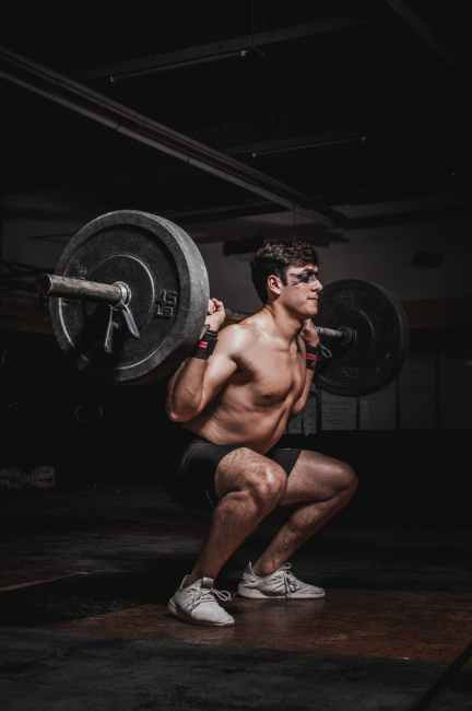 Titan fitness gym equipment