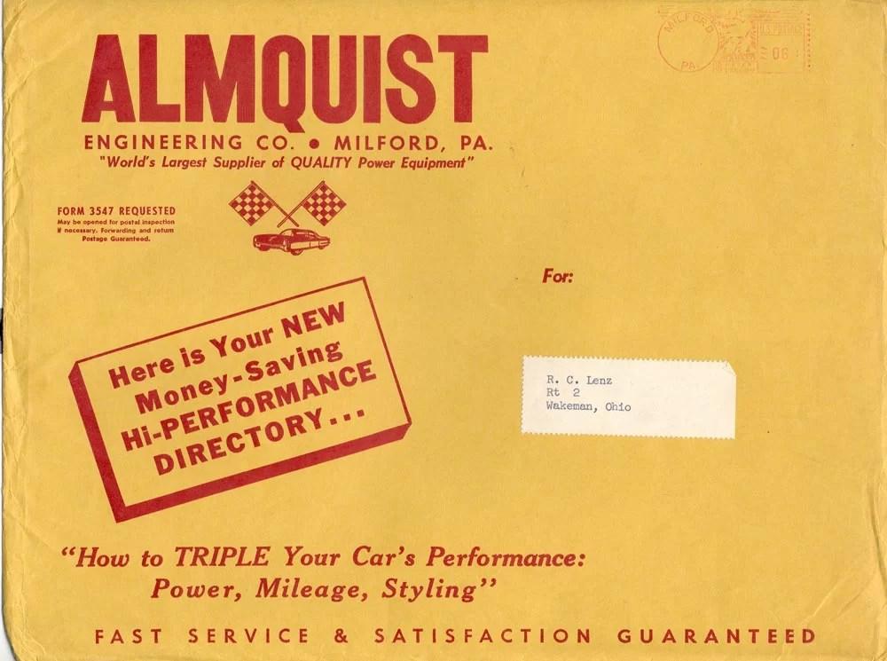 Almquist Intake