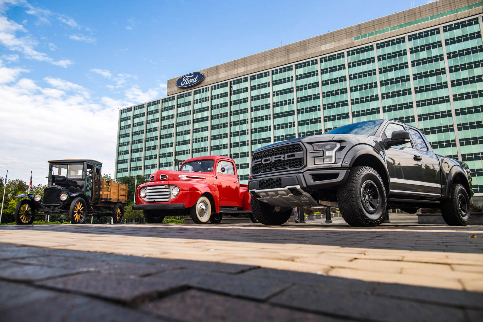 How Dodge Owned Ford