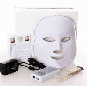 Led reviews facial