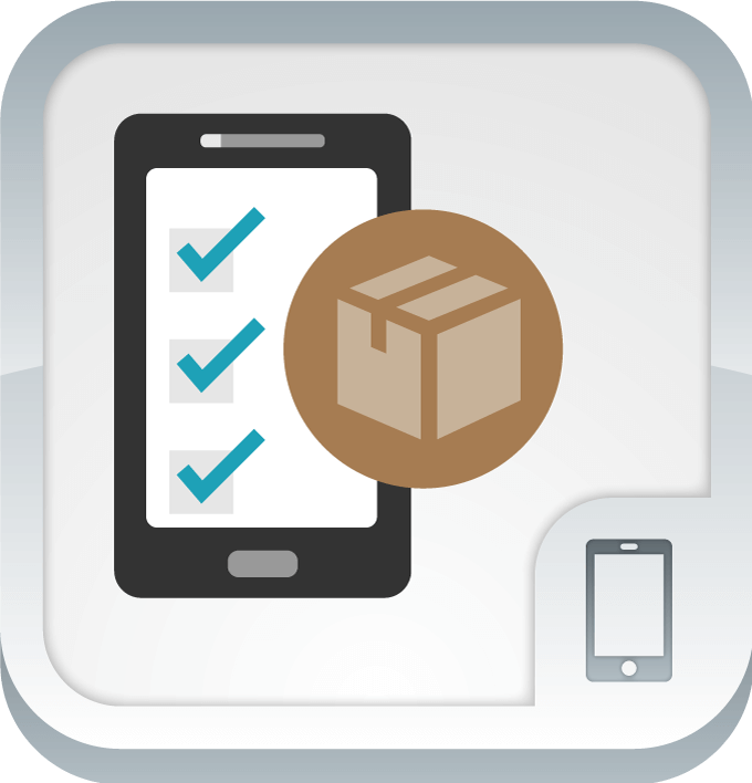 Cyan Pickup and Delivery app icon