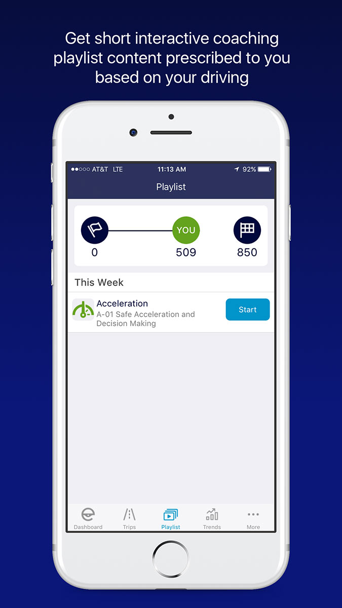 Mentor Apps Playlists
