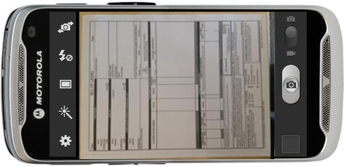 Scan documents like BOL