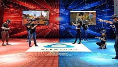 強化VR遊戲發展 HTC與電競大專盃合作