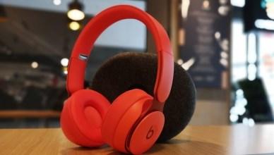 體驗降噪的美好世界【Beats】Solo Pro主動式降噪耳機