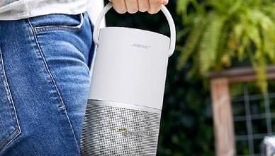 語音控制家電 Bose可攜式智慧型揚聲器即日開賣