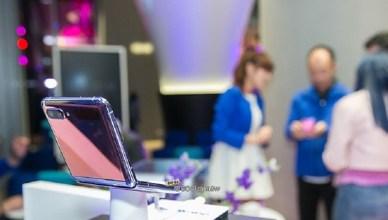 三星折疊手機Galaxy Z Flip預購完售 2/21台灣上市