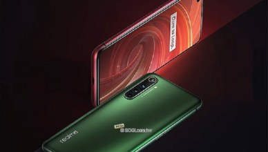 realme發表5G旗艦手機X50 Pro 預告3月推出智慧手環