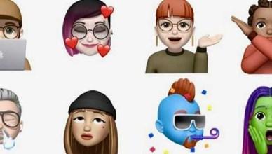 iOS釋出更新版13.4 多了9款Memoji表情貼圖