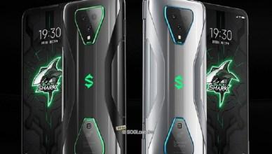 升降遊戲按鍵、65W快充!黑鯊遊戲手機3系列發表