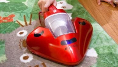 SANSUI山水 2合1無線強力拍打塵蟎吸塵器,無線超輕巧、強力拍打除蟎更輕鬆