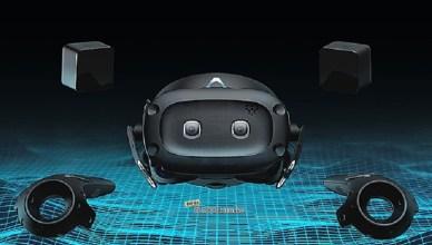 HTC VIVE Cosmos Elite上市!買就送戰慄時空VR新作