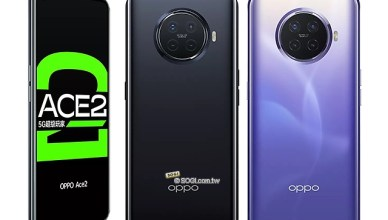 40W無線閃充 6.5吋OPPO Ace2中國發表