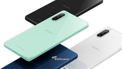 Sony防水手機Xperia 10 II 台灣5/5公布上市價格資訊