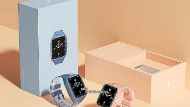 雙鏡頭、水滴螢幕!小米發表米兔兒童學習手錶4