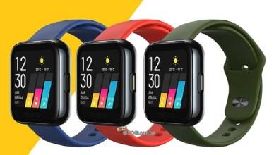 realme積極搶進AIoT 發表首款智慧手錶與智慧電視